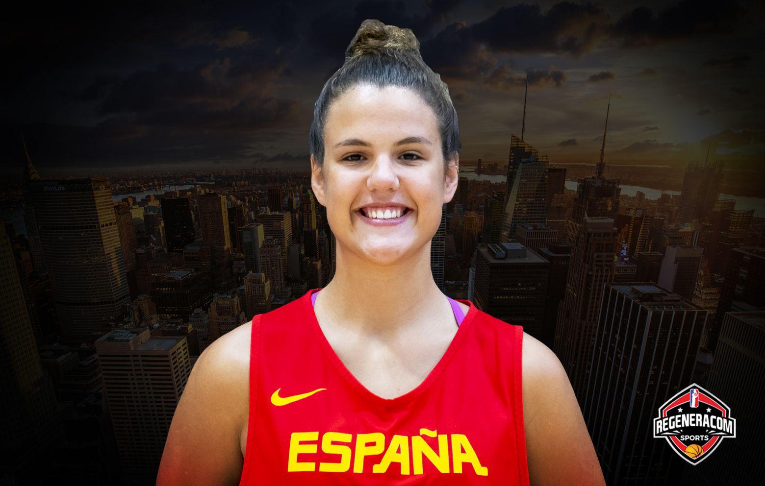 TXELL ALARCÓN has signed with Regeneracom Sports