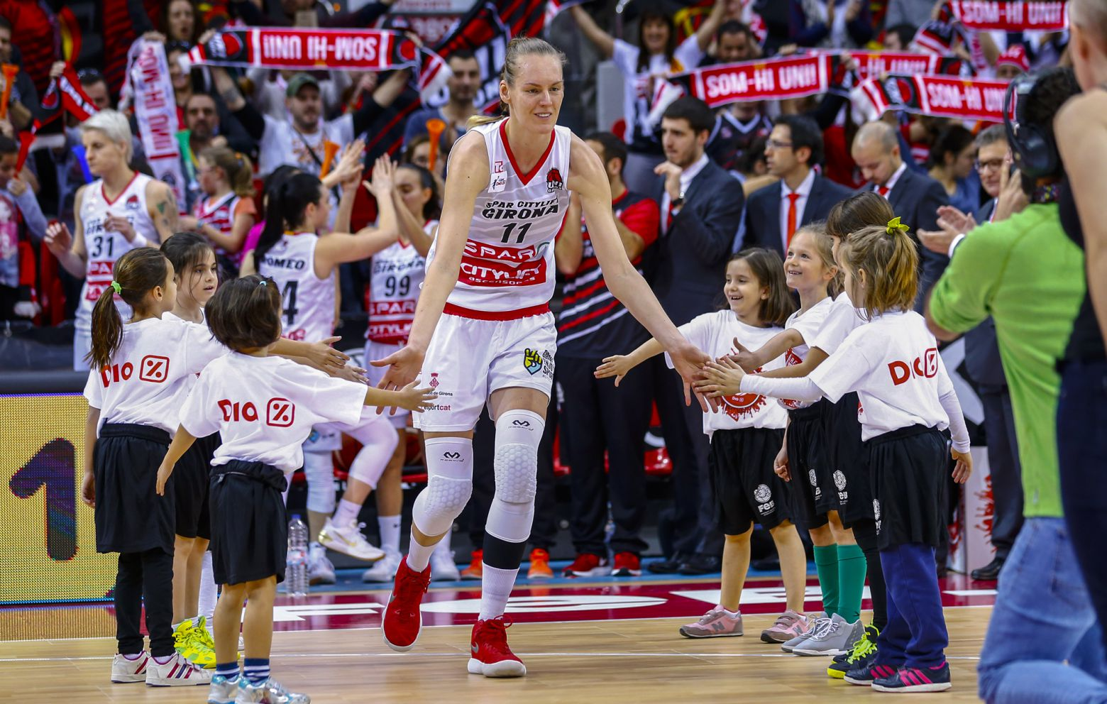 KRISTINA ALMINAITE has signed in Turkey with Canik