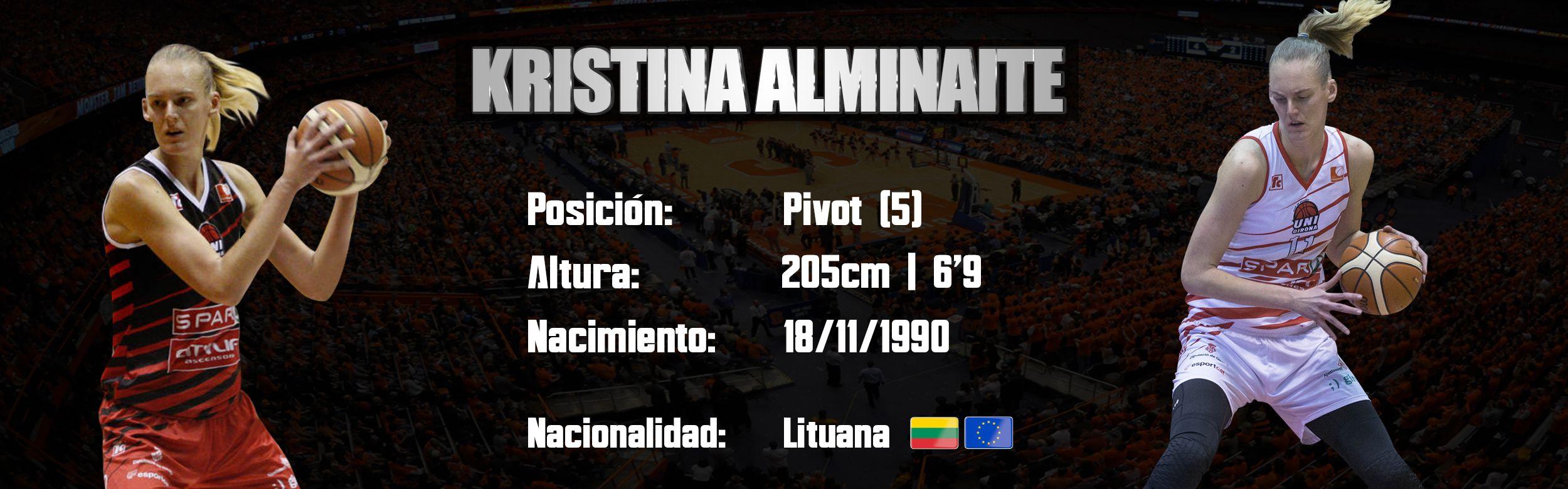 Kristina Alminaite