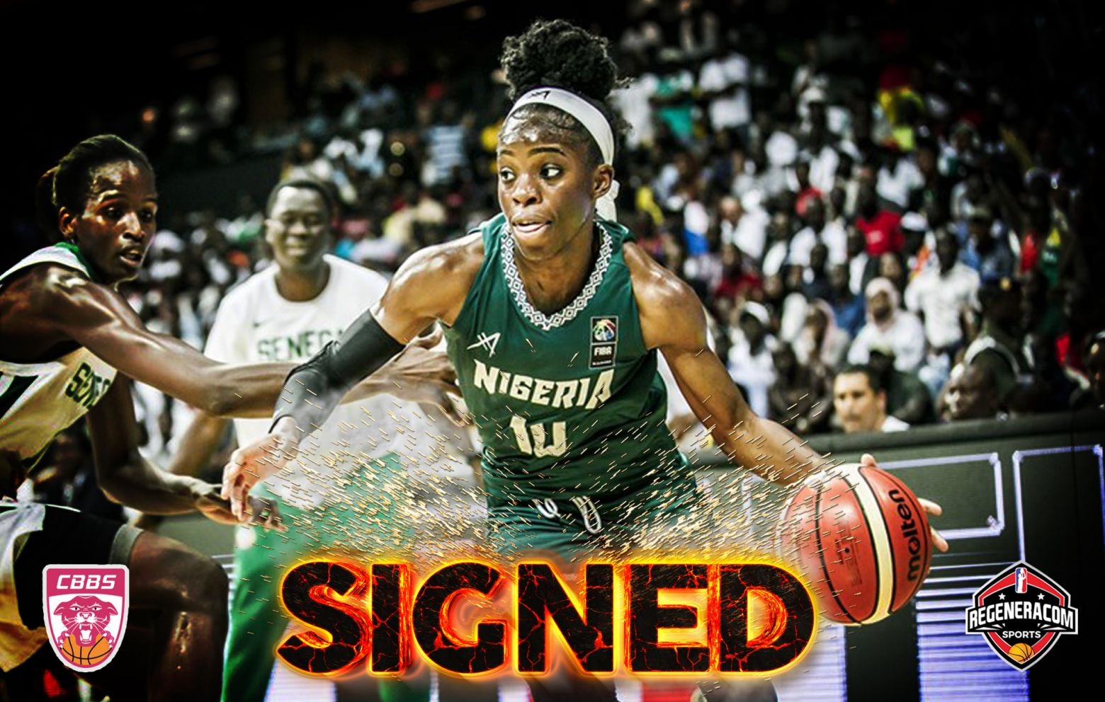 PROMISE AMUKAMARA has re-signed in France with Charnay Basket