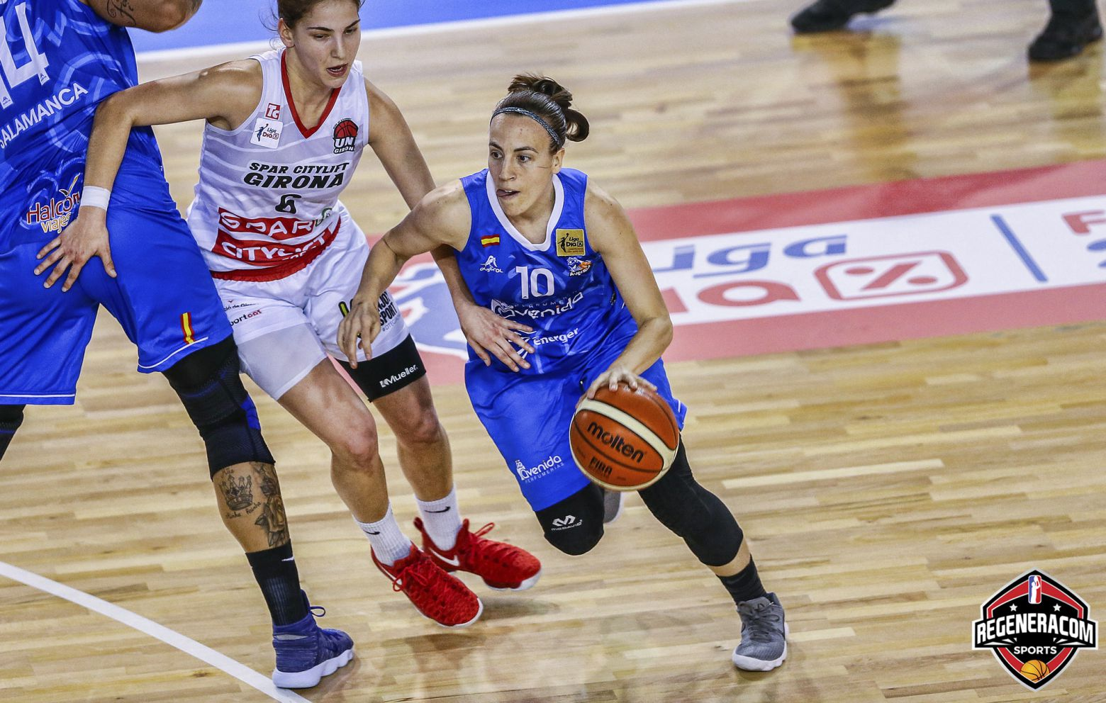 MARÍA ASURMENDI has signed with Araski