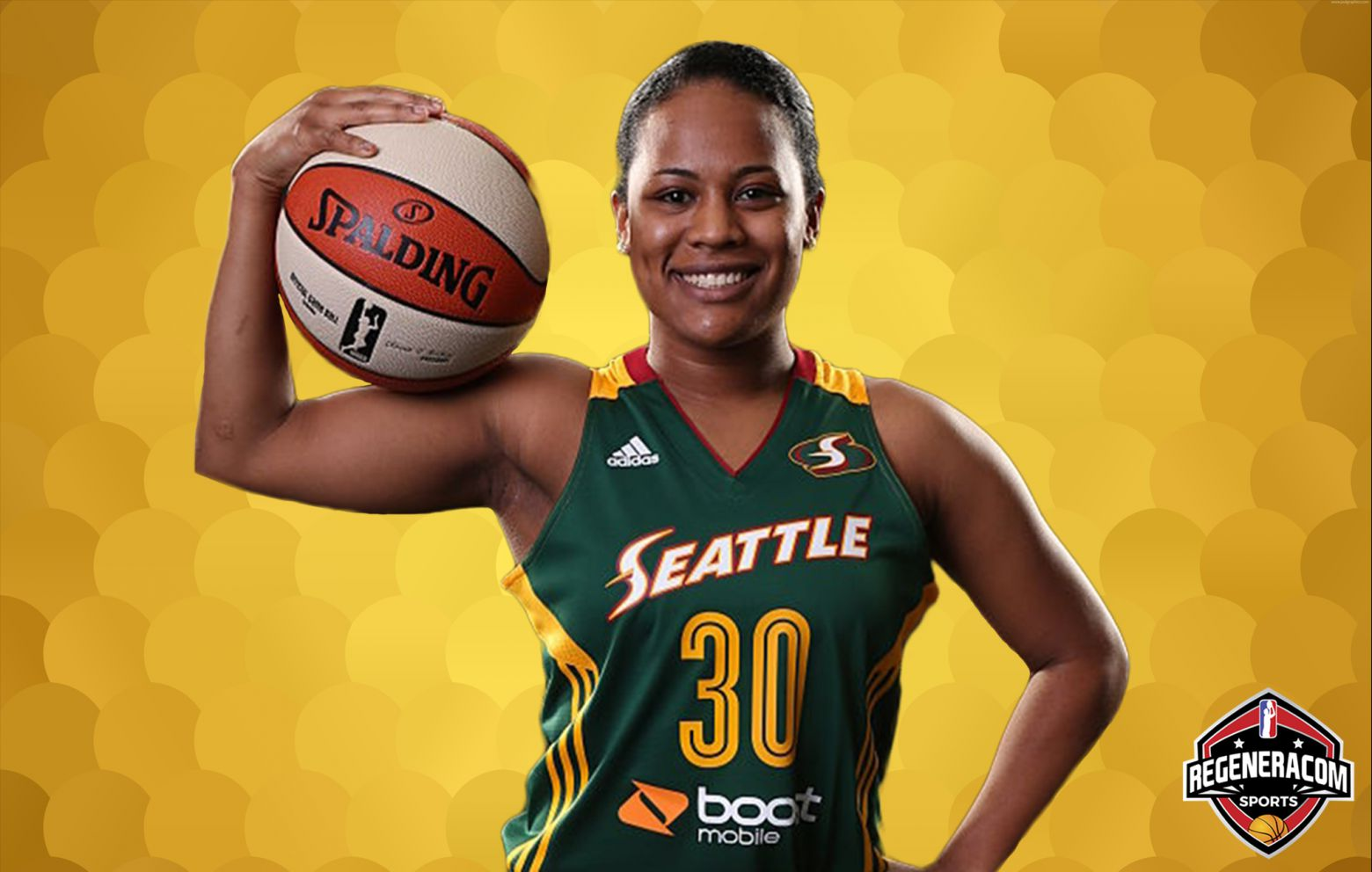 JAZMINE DAVIS has signed with Regeneracom Sports