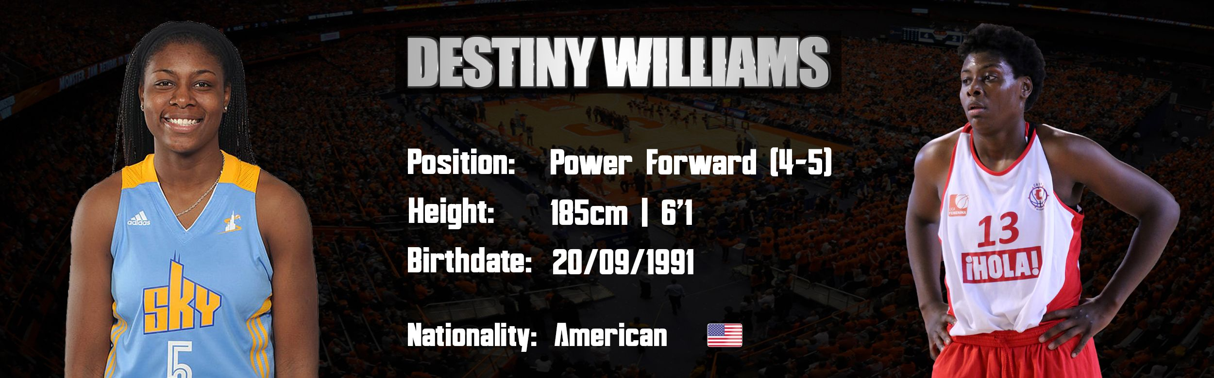 Destiny Williams