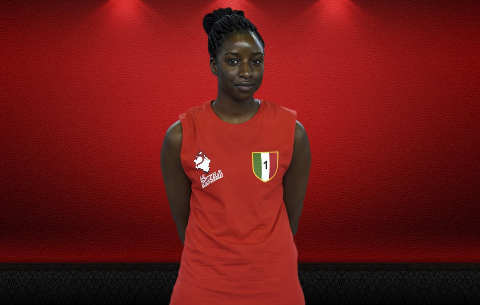 BINTA DRAMMEH has signed with Regeneracom Sports