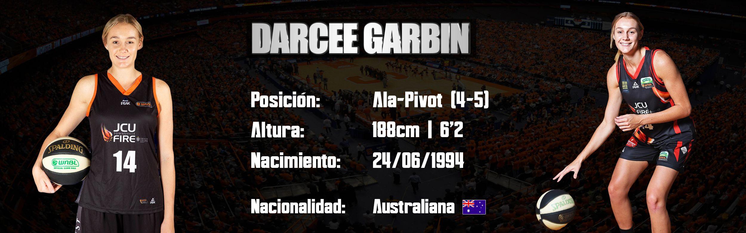 Darcee Garbin