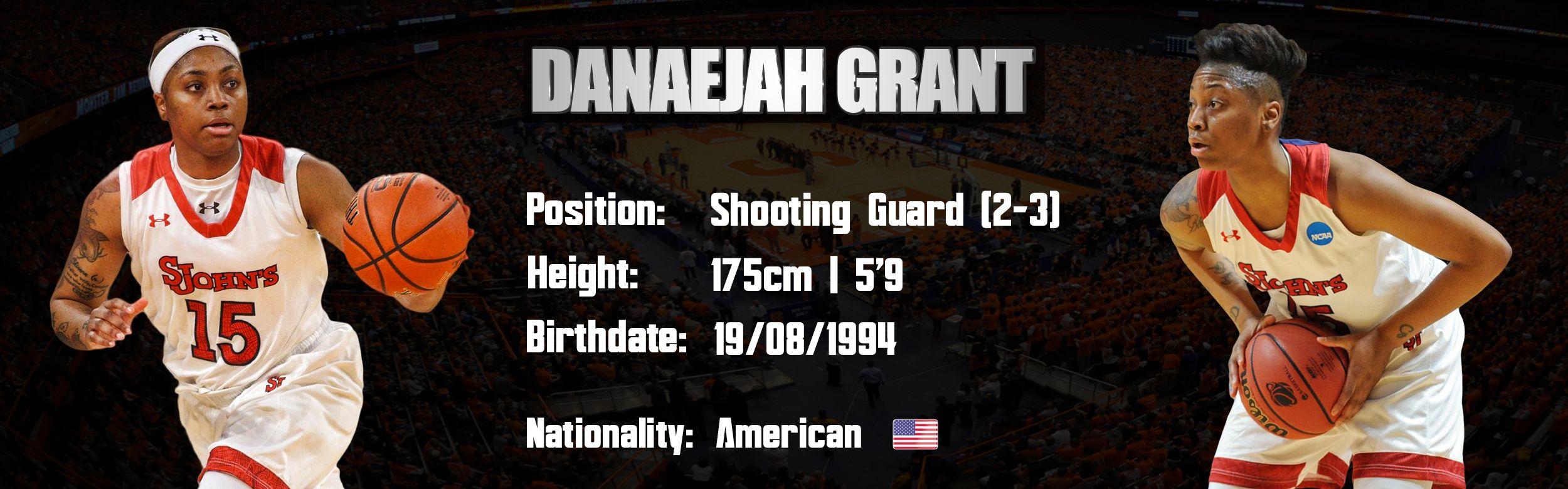 Danaejah Grant