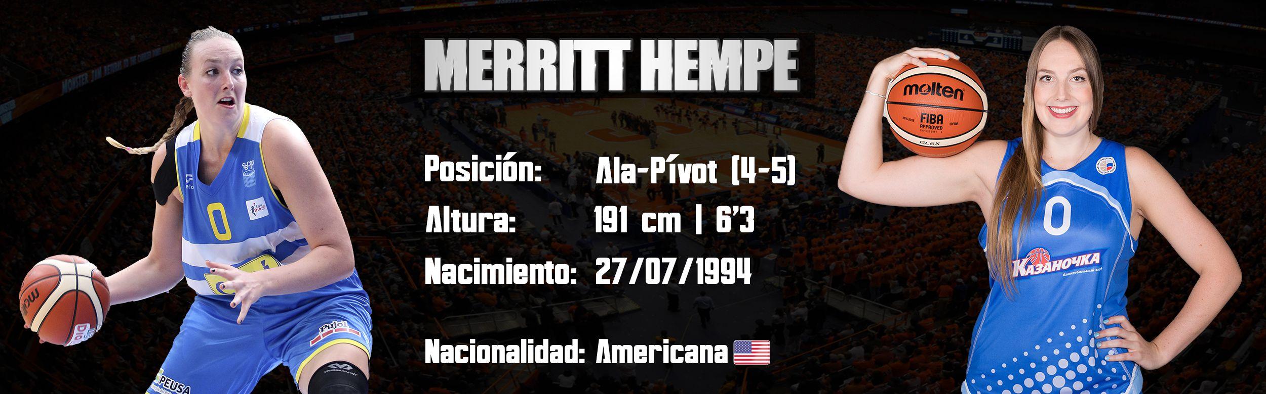 Merritt Hempe