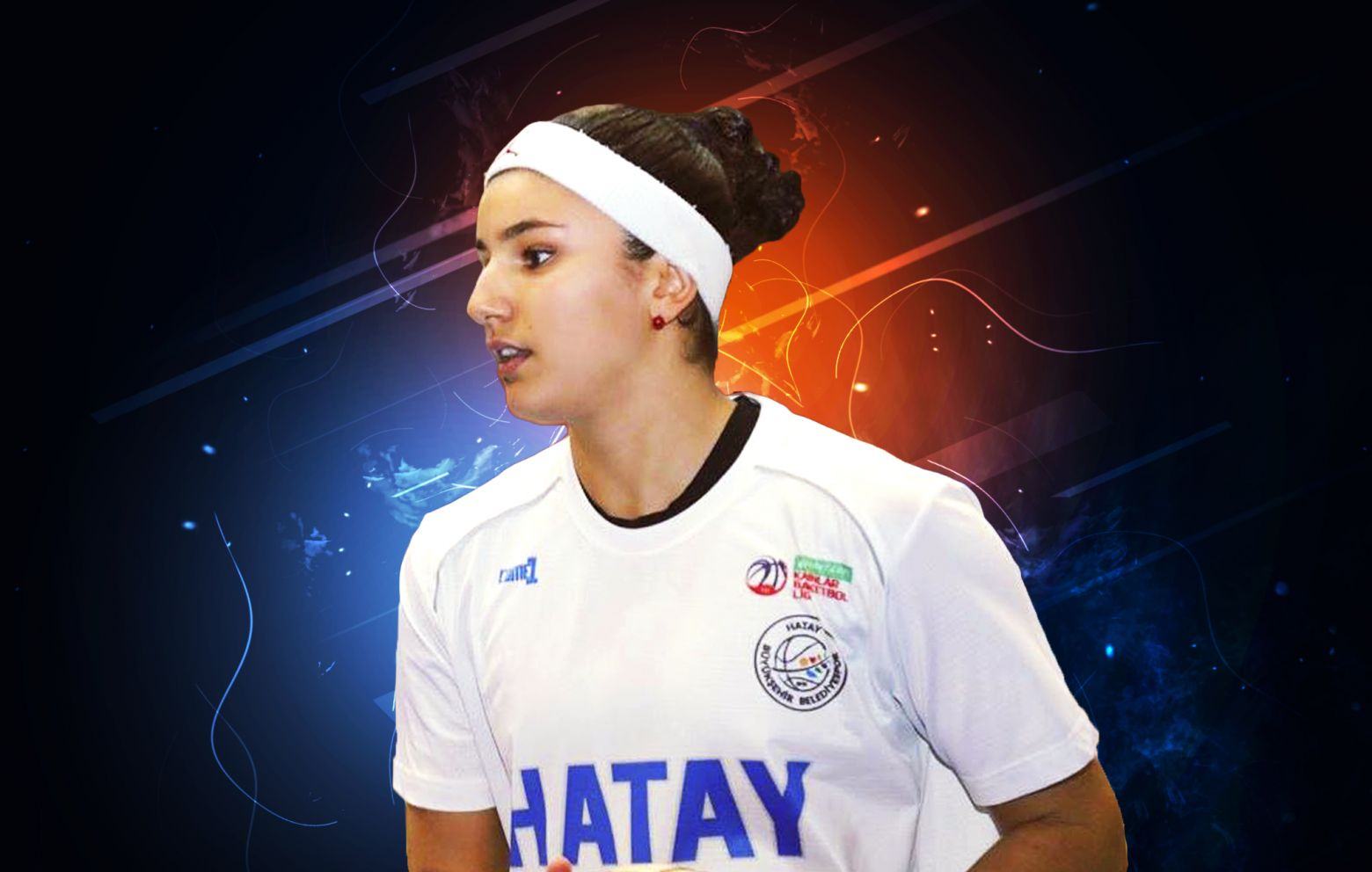 HIND BEN ABDELKADER, MVP in Turkey with 34 points against Istanbul Universiti