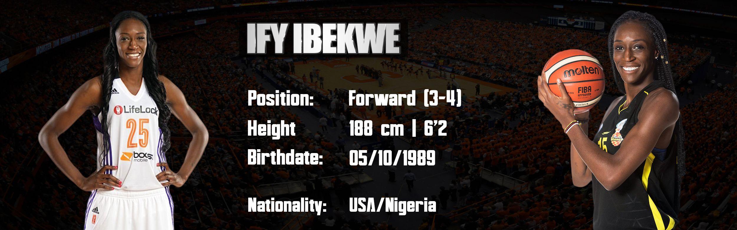 Ify Ibekwe
