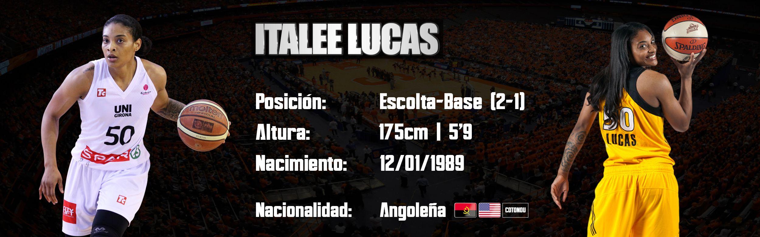 Italee Lucas