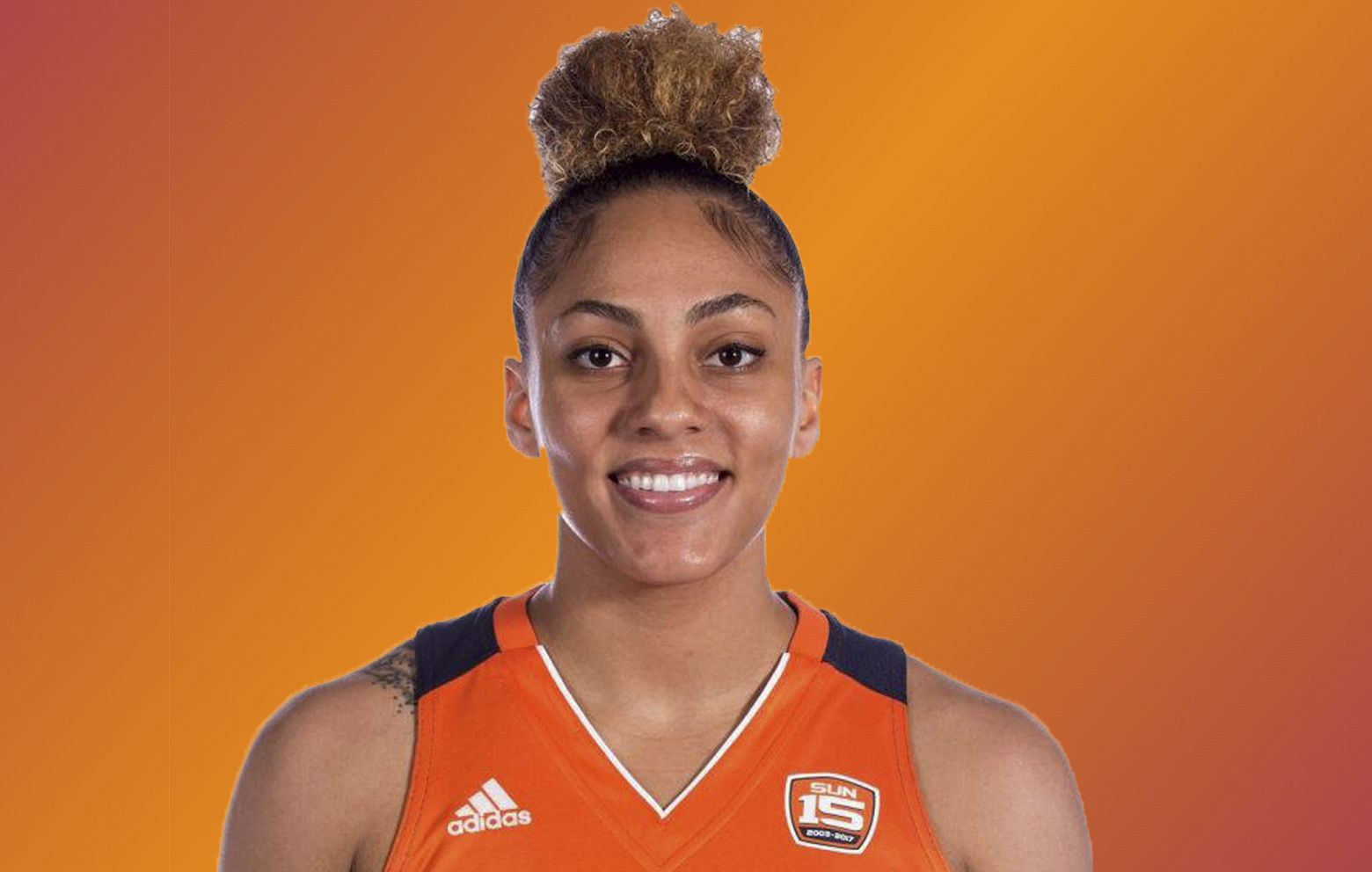 JESSICA JANUARY has signed with the Chicago Sky in the WNBA