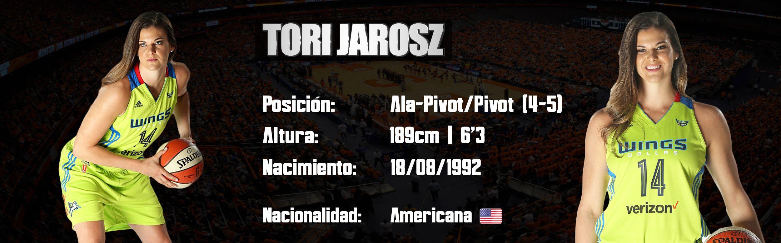 Tori Jarosz