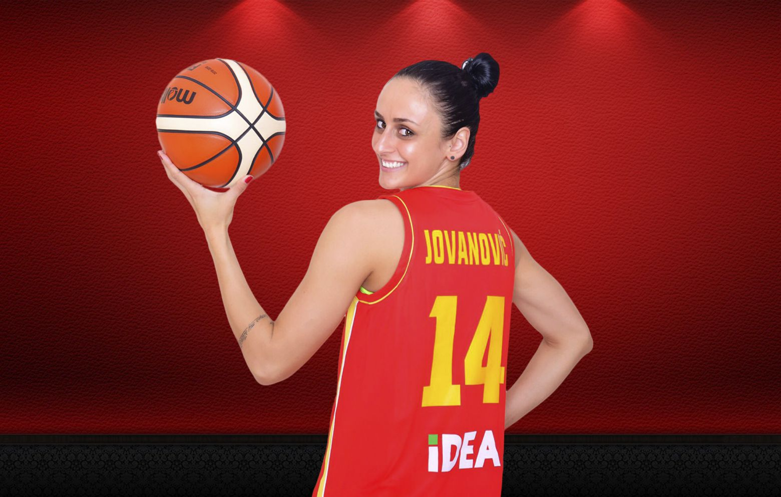MILICA JOVANOVIC has signed in France with Nantes