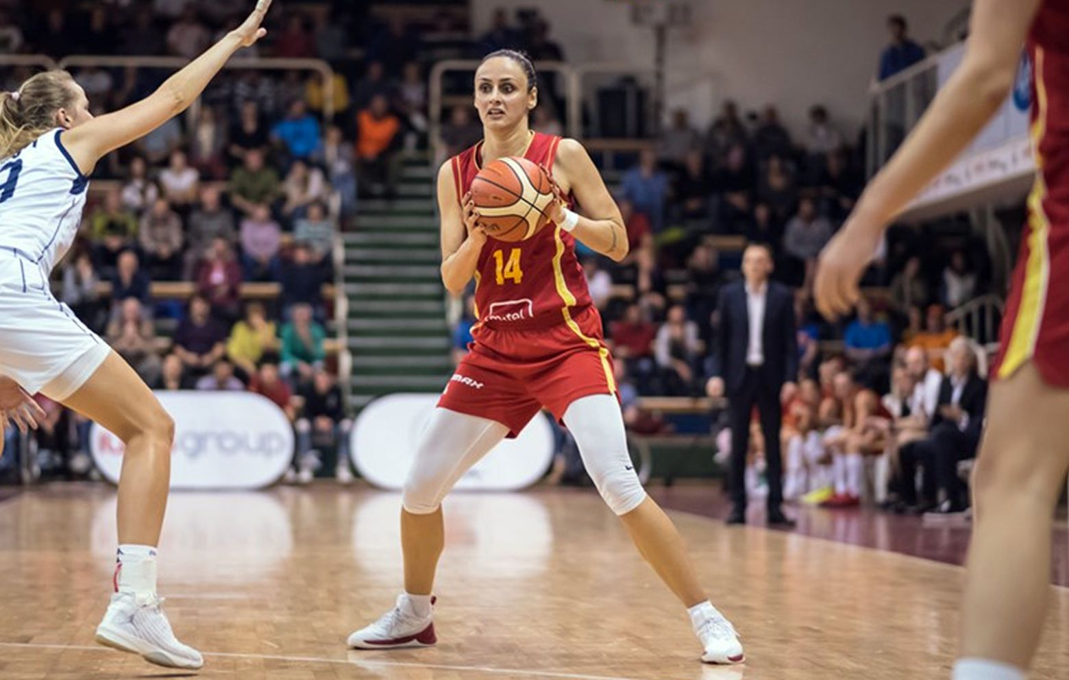 MILICA JOVANOVIC has signed in Sweden with Lulea