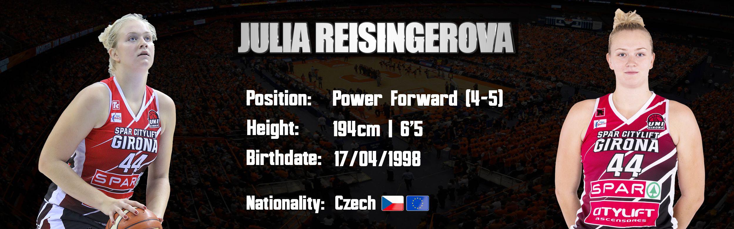 Julia Reisingerová