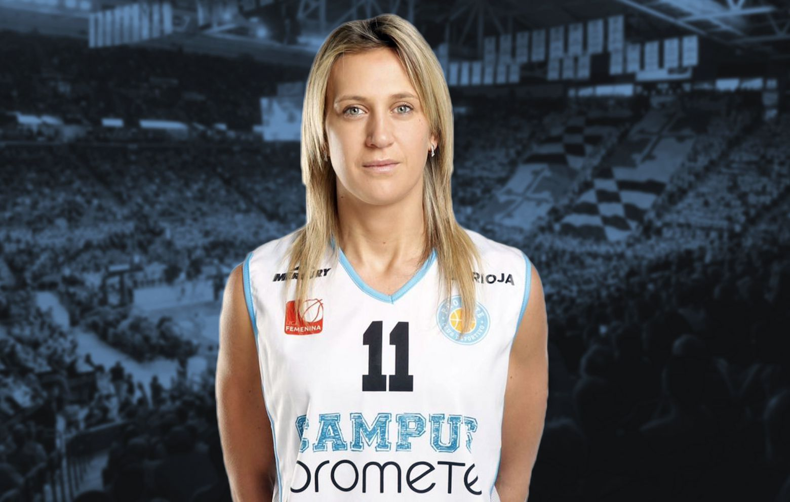 ADRIJANA KNEZEVIC has re-signed with Campus Promete