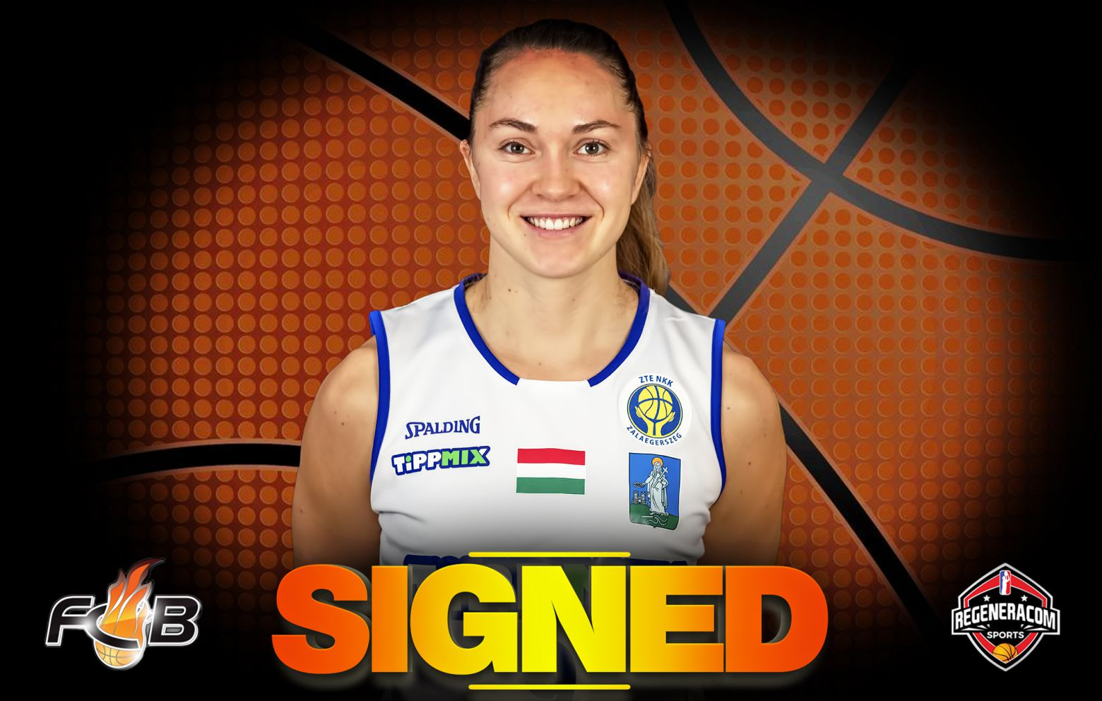 SIGI KOIZAR has signed in France with Charleville