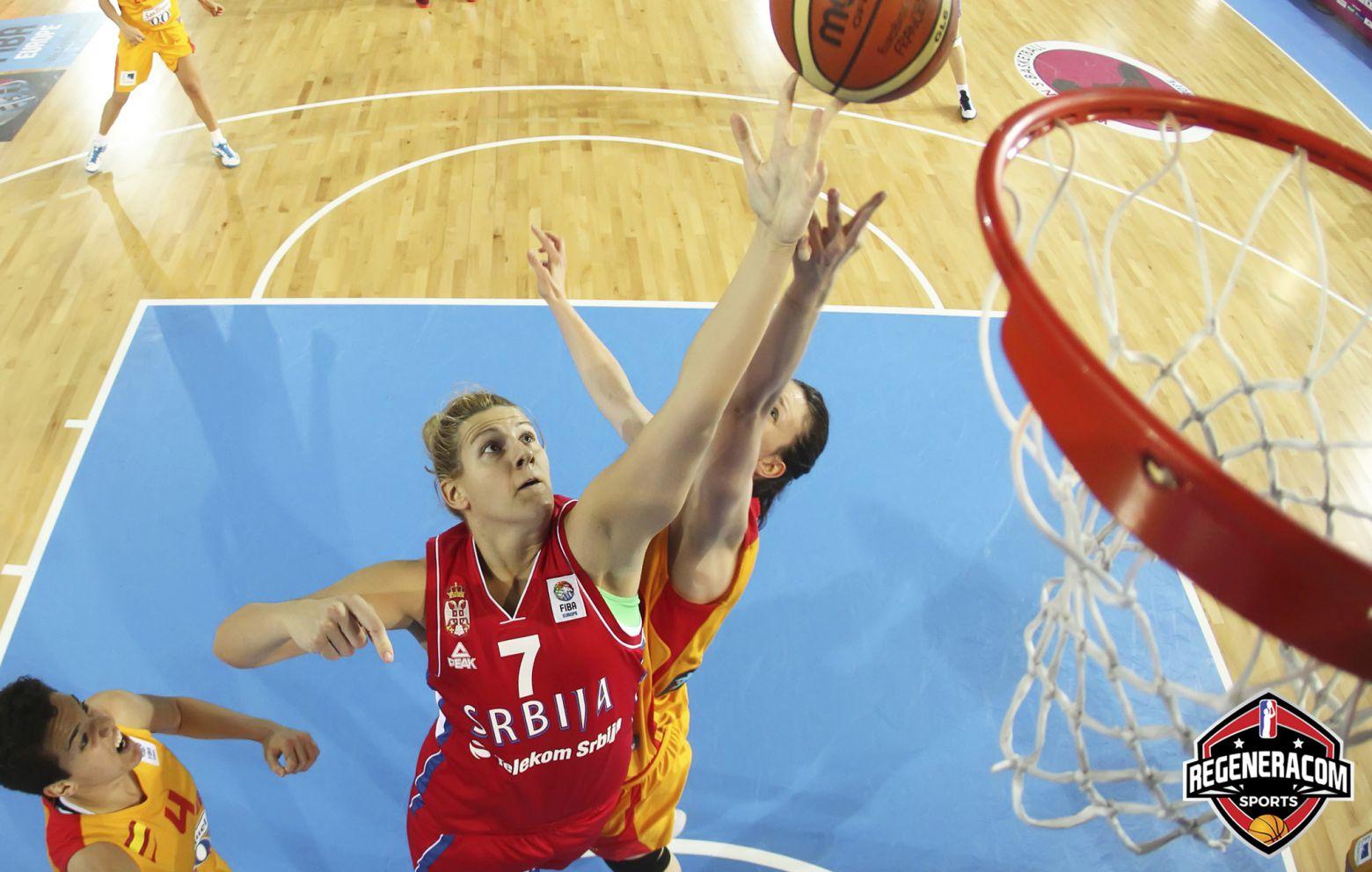 SARA KRNJIC has signed with Regeneracom Sports