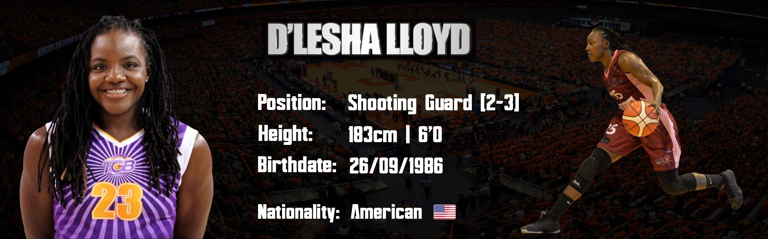 D'Lesha Lloyd