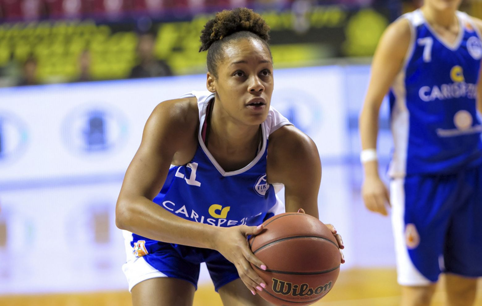 MARIE MALONE has signed in Montenegro with Buducnost