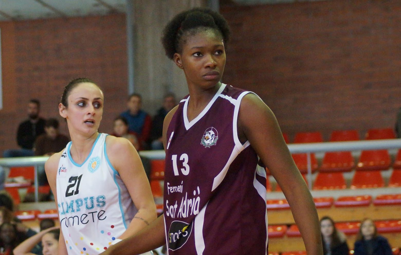 MARIAM COULIBALY has re-signed with Femení Sant Adrià