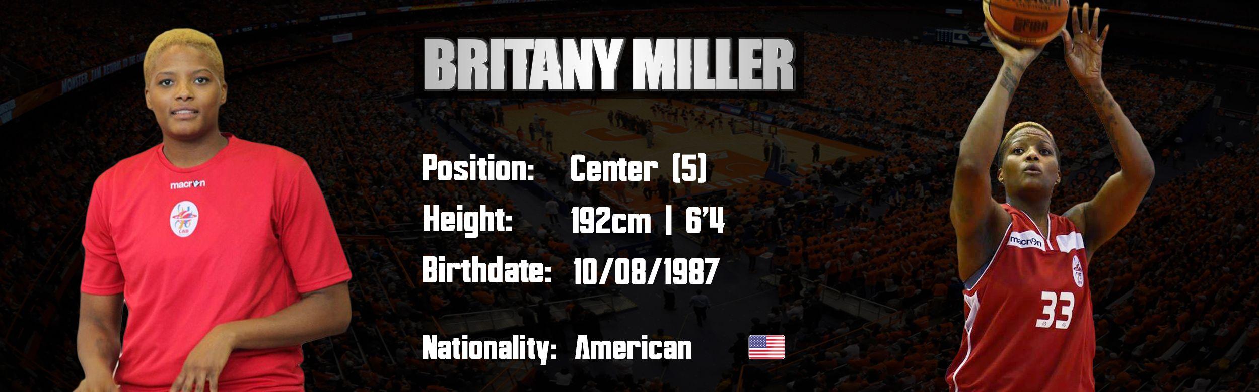 Britany Miller