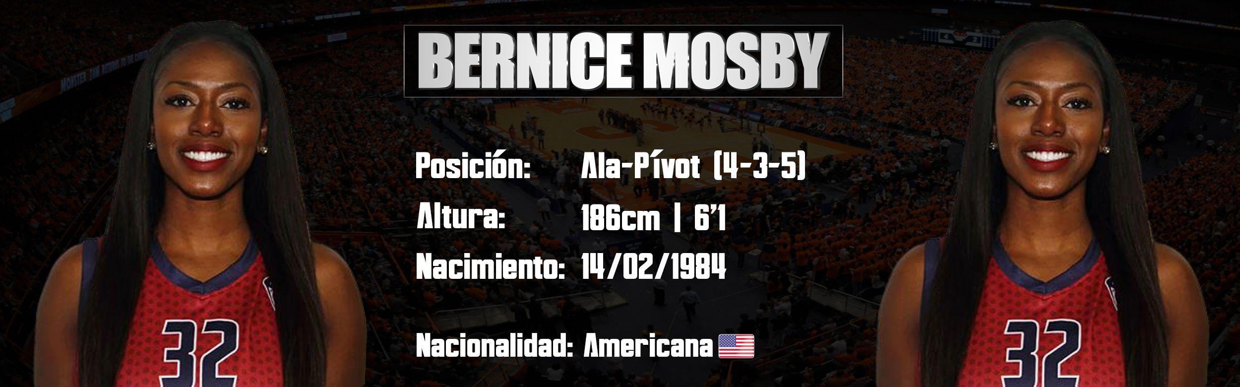Bernice Mosby