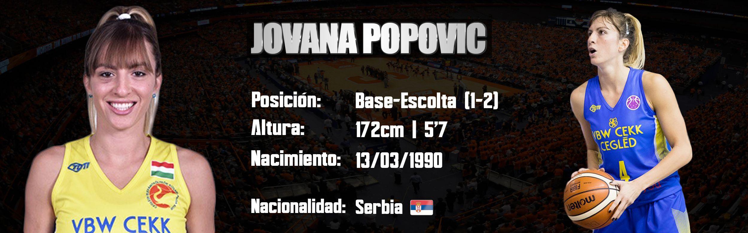 Jovana Popovic