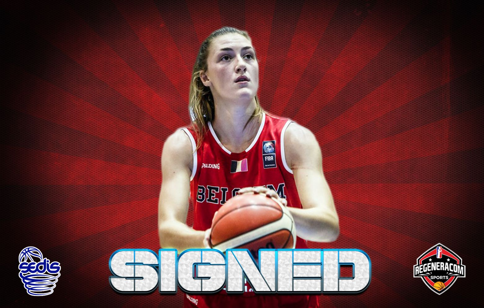 LAURE RESIMONT has signed in Spain with Cadí La Seu