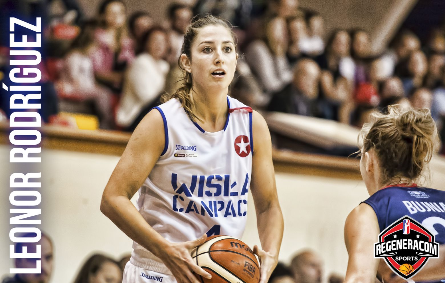 LEONOR RODRÍGUEZ has signed in Turkey with Cukurova