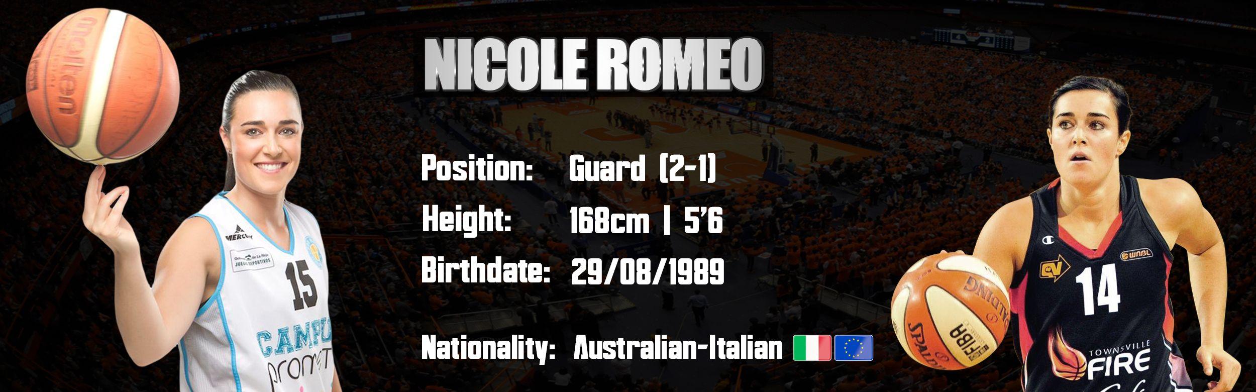 Nicole Romeo