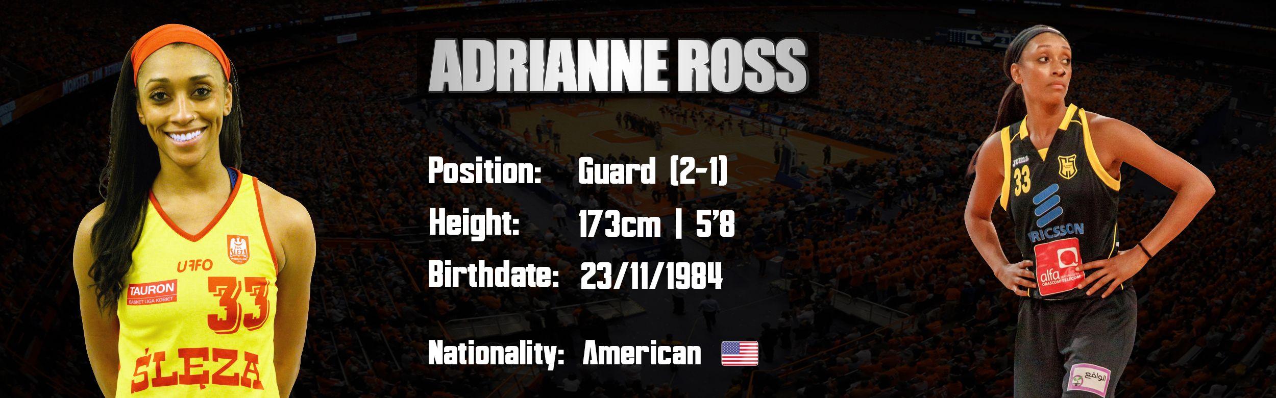Adrianne Ross