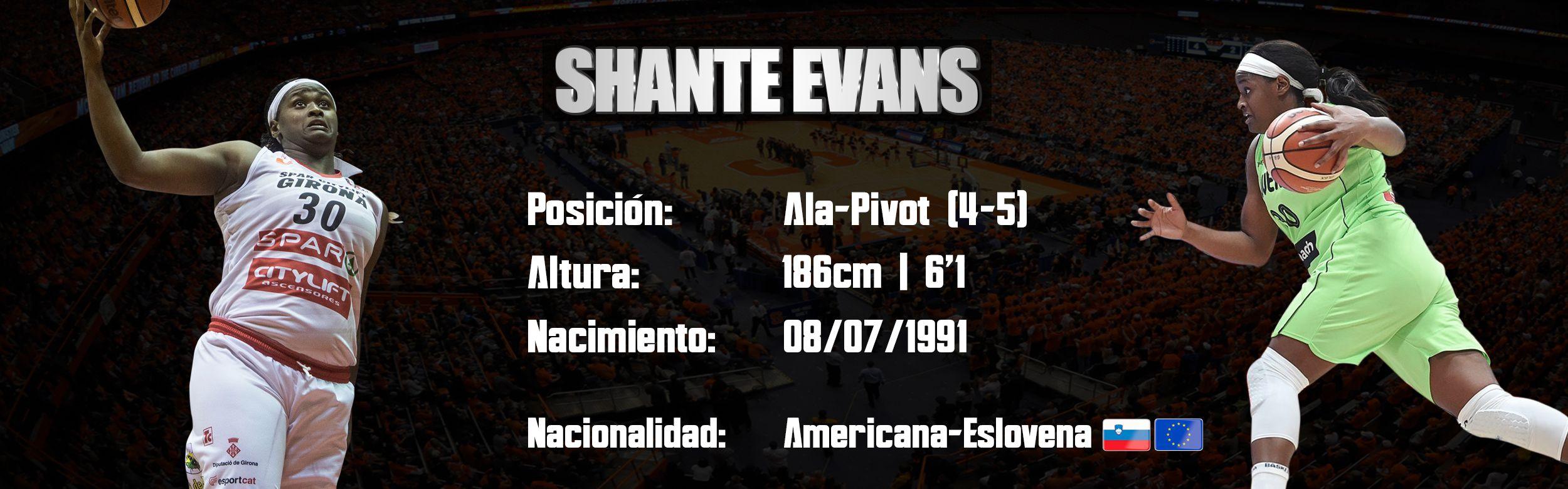 Shante Evans