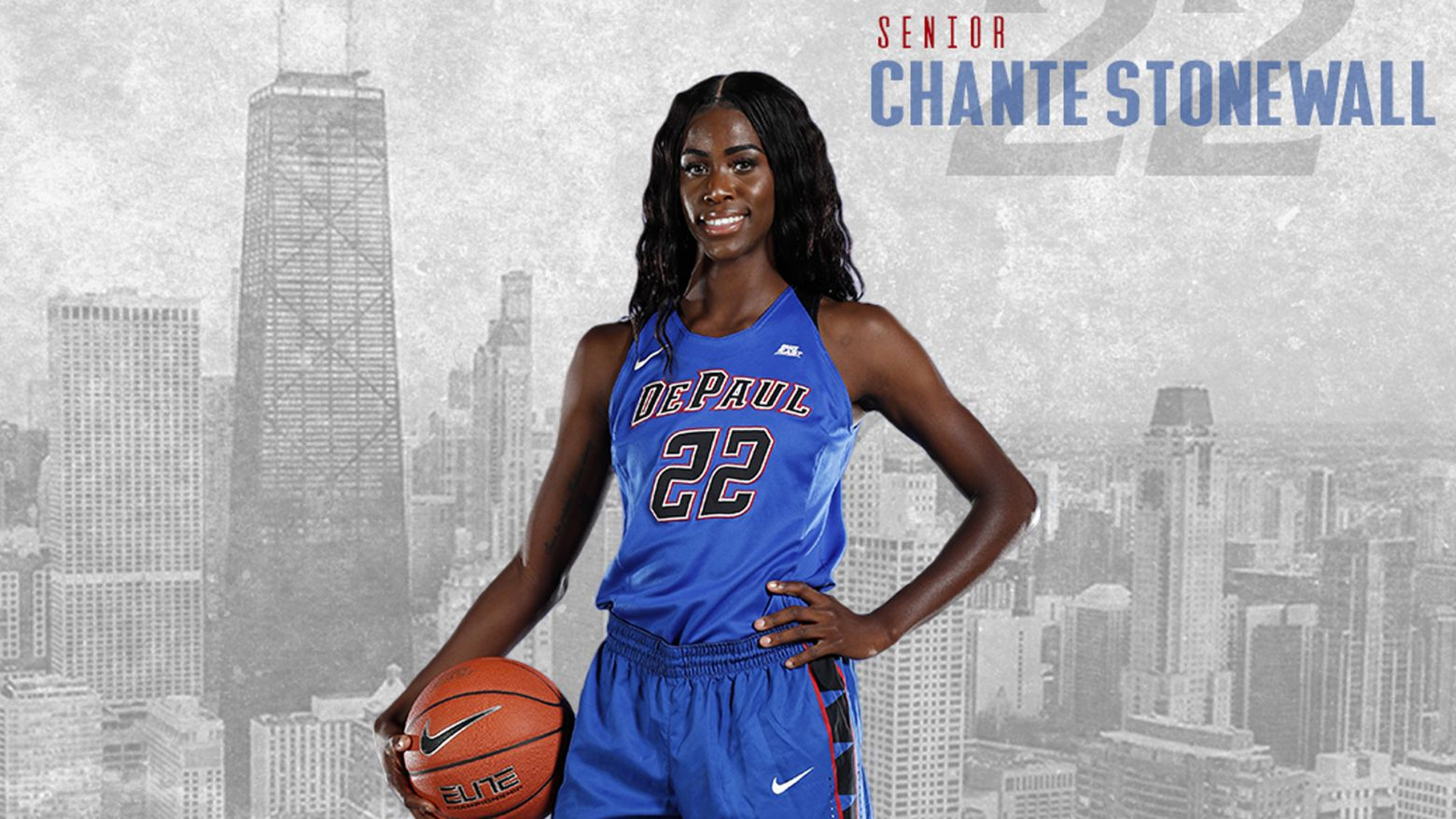 CHANTE STONEWALL has signed with Regeneracom Sports