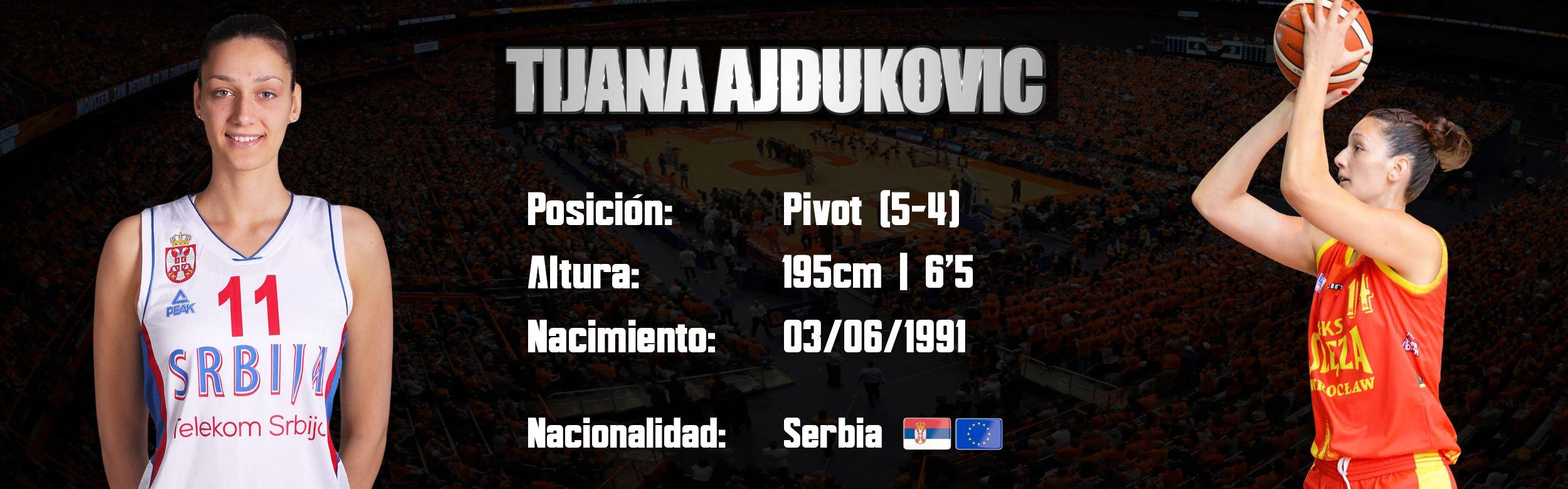 Tijana Ajdukovic (Andusic)