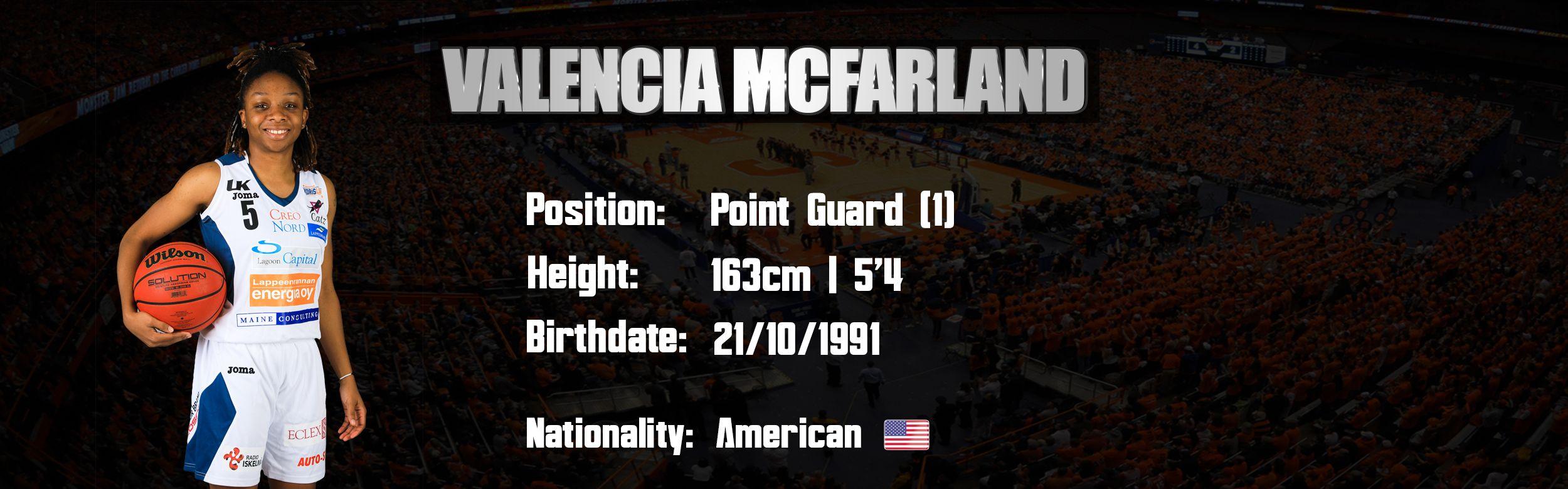 Valencia McFarland