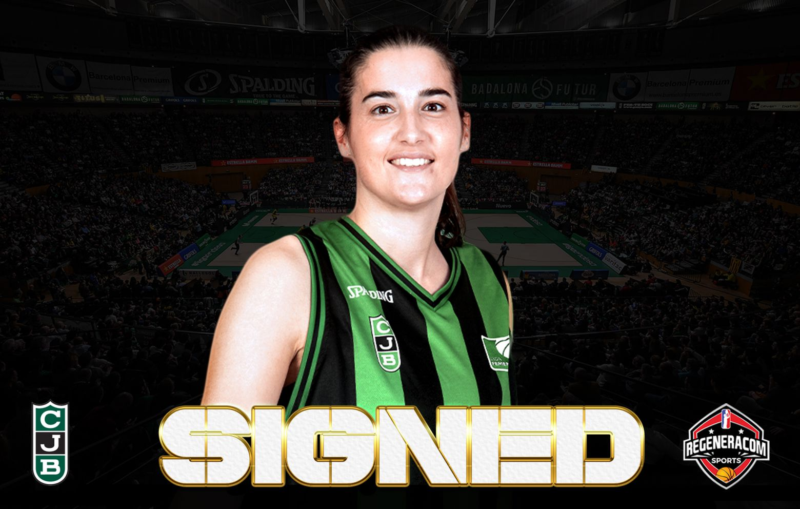 MIREIA VILA has signed with Joventut Badalona for the 2021/22 season