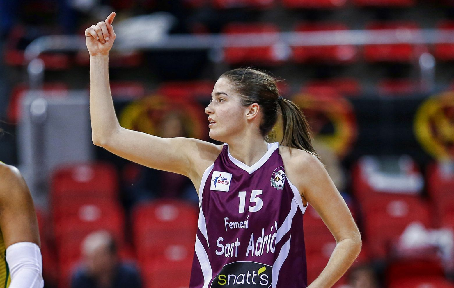MIREIA VILA has re-signed with Femení Sant Adria