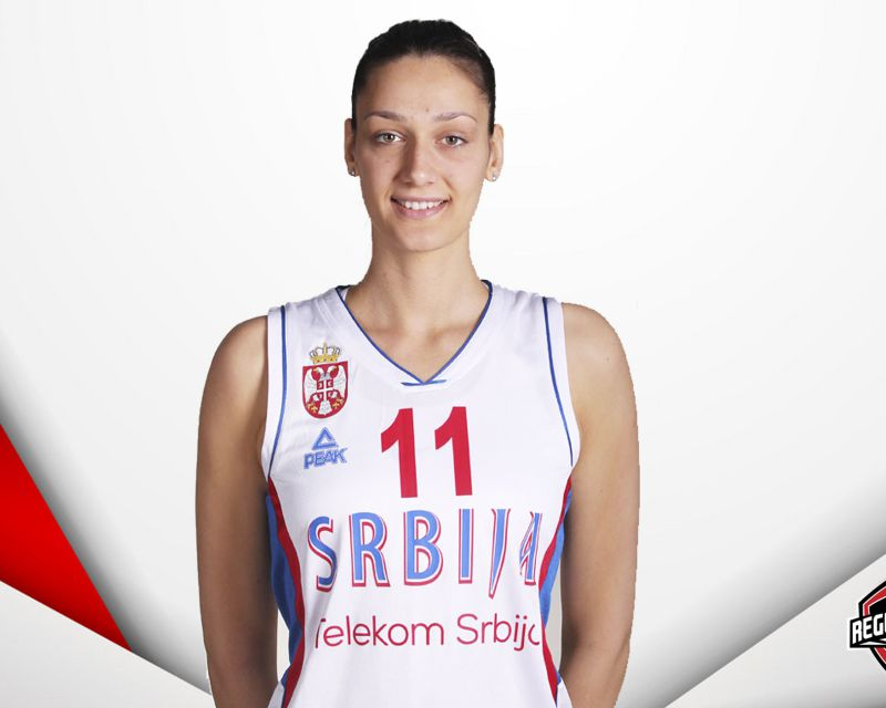 TIJANA AJDUKOVIC has signed with Uni Girona