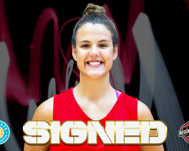 TXELL ALARCÓN has re-signed with Campus Promete for the 2021/22 season