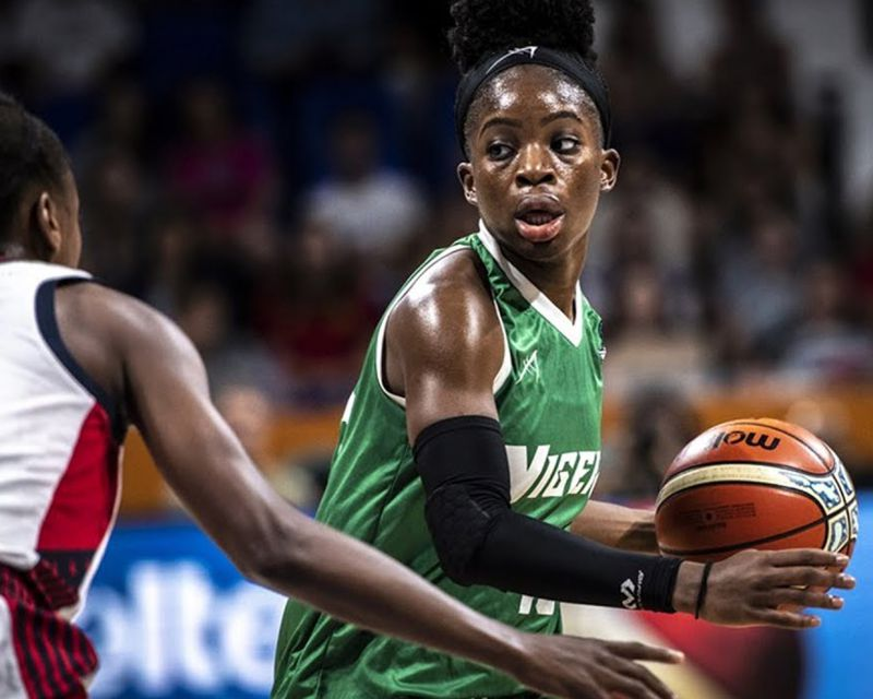 PROMISE AMUKAMARA has signed in France with Charnay