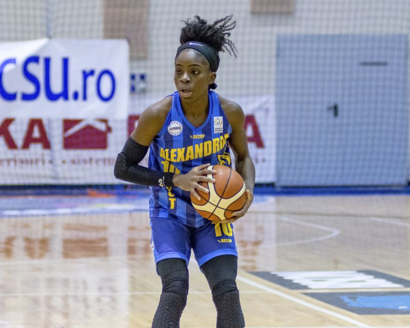 PROMISE AMUKAMARA has signed with Satu Mare