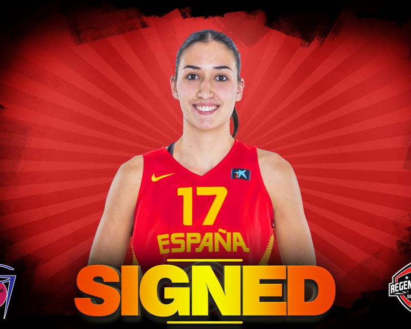 BELÉN ARROJO has signed in Spain with Gernika Bizkaia