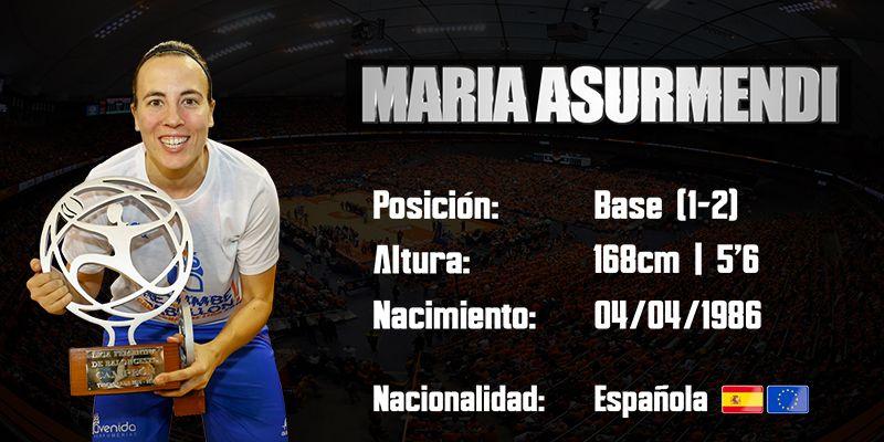 María Asurmendi
