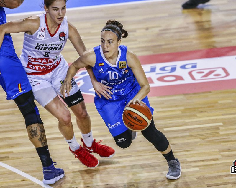 MARÍA ASURMENDI has signed with Araski