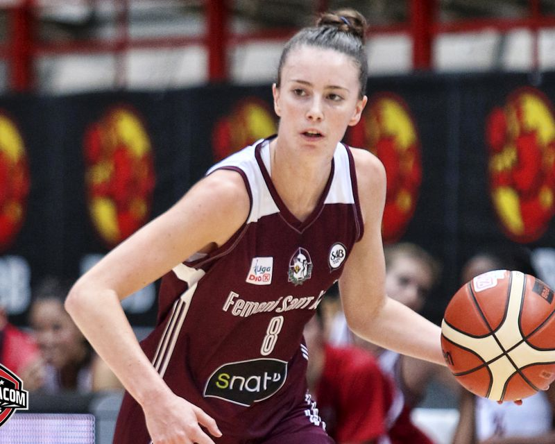 AINA AYUSO has signed with Mann Filter Zaragoza