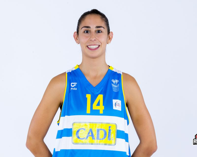GEORGINA BAHÍ has re-signed with Sedis Cadí