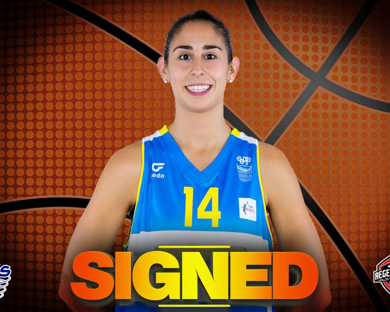 GEORGINA BAHÍ has signed in Spain with Cadí La Seu