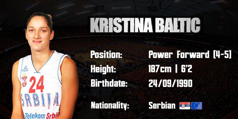 Kristina Baltic