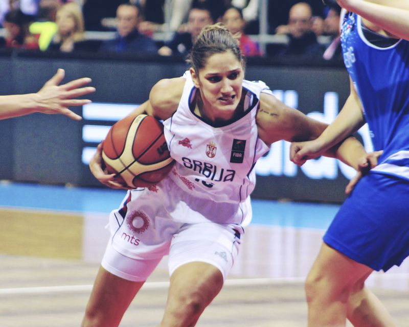 KRISTINA BALTIC has re-signed with Satu Mare
